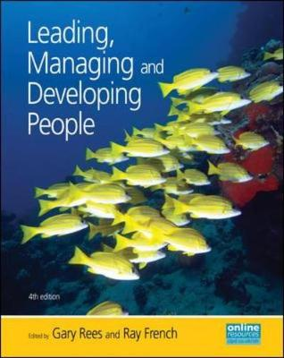 Leading, Managing and Developing People (Paperback)