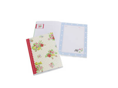 Cath Kidston Posies Journal - Cath Kidston Stationery (Other printed item)