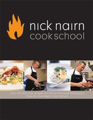 Nick Nairn Cook School Cookbook (Hardback)