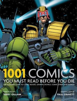 1001: Comics You Must Read Before You Die - 1001 (Paperback)