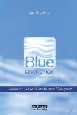 Blue Revolution: Integrated Land and Water Resources Management (Paperback)