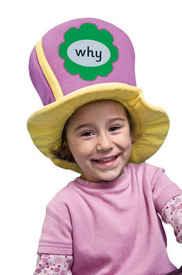 Jolly Phonics Tricky Word Hat - Jolly Phonics (General merchandise)