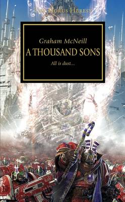 A Thousand Sons - The Horus Heresy No. 12 (Paperback)