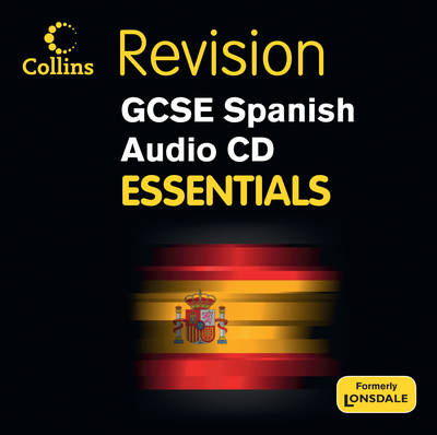 Spanish: Audio CD - Collins GCSE Essentials (CD-Audio)