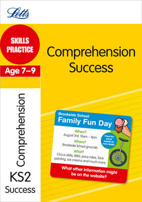 Comprehension Age 7-9: Skills Practice - Letts Key Stage 2 Success (Paperback)