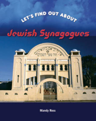Jewish Synagogues - Let's Find Out About... (Paperback)
