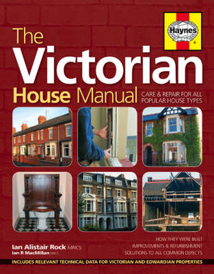 The Victorian House Manual (Hardback)