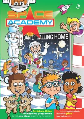 Space Academy (Paperback)