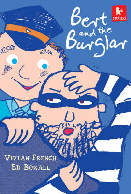 Bert and the Burglar - Walker Starters (Paperback)