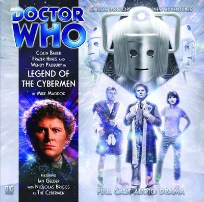 Legend of the Cybermen - Doctor Who 135 (CD-Audio)
