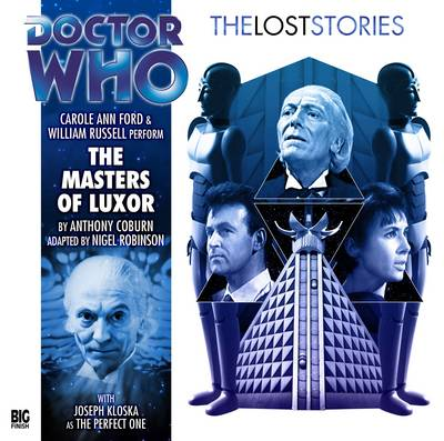 The Masters of Luxor - Doctor Who: The Lost Stories 3.07 (CD-Audio)