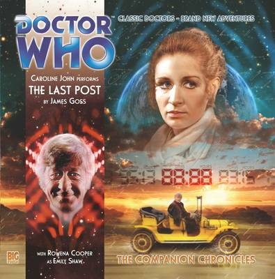 The Last Post - Doctor Who: The Companion Chronicles 7.04 (CD-Audio)