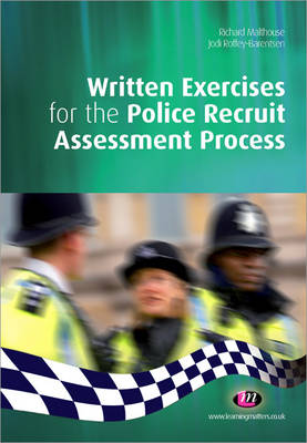 Written Exercises for the Police Recruit Assessment Process - Practical Policing Skills Series (Paperback)