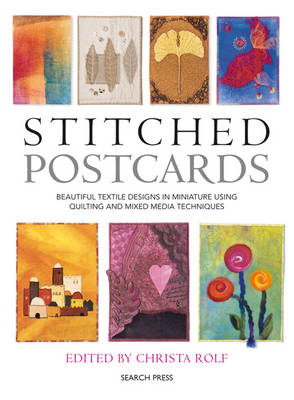Stitched Postcards (Paperback)