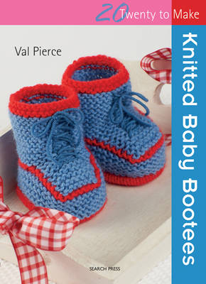 Knitted Baby Bootees - Twenty to Make (Paperback)
