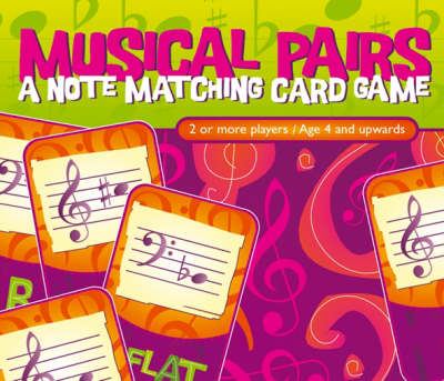 Musical Pairs (Board book)