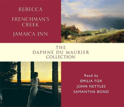 Daphne Du Maurier Collection (CD-Audio)