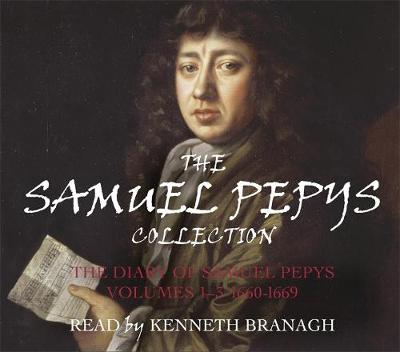 Samuel Pepys Collection (CD-Audio)