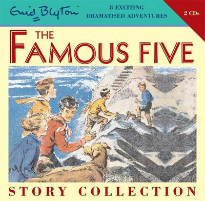 The Famous Five Short Story Collection - Famous Five Short Stories (CD-Audio)
