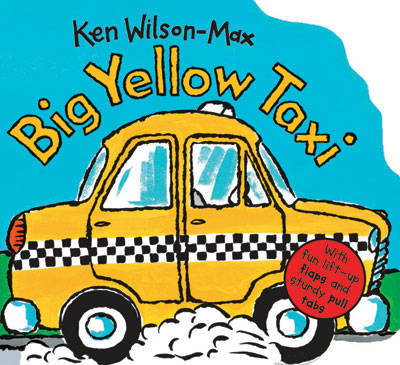 Big Yellow Taxi - Small format vehicle books (Hardback)