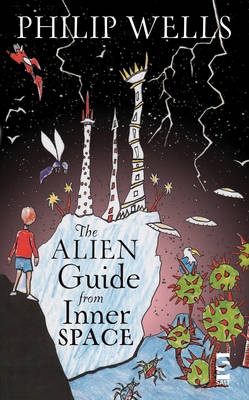 The Alien Guide from Inner Space: and Other Poems (Paperback)