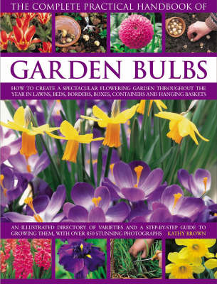 The Complete Practical Handbook of Garden Bulbs: How to Create a Spectacular Flowering Garden Throughout the Year with Bulbs, Corms, Tubers and Rhizomes (Paperback)