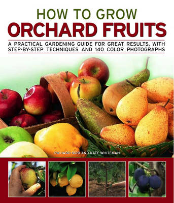 How to Grow Orchard Fruit (Paperback)