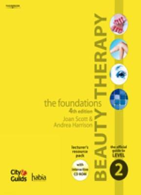 Beauty Therapy: The Foundations - The Official Guide to Level 2 Lecturer's Resource Pack (Mixed media product)