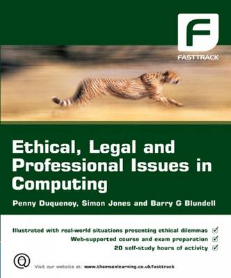 Ethical, Legal and Professional Issues in Computing (Paperback)