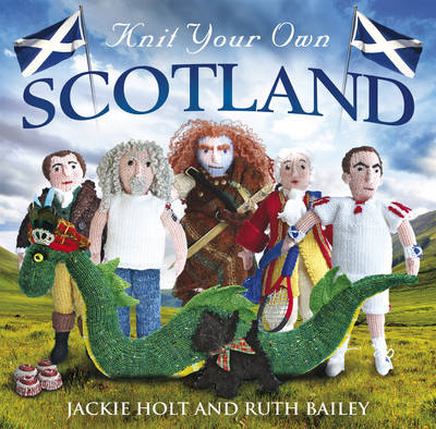 Knit Your Own Scotland (Paperback)