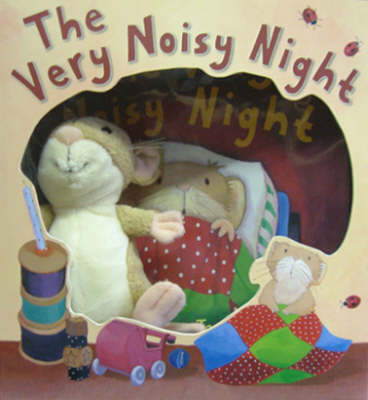 The Very Noisy Night Gift Set (Mixed media product)