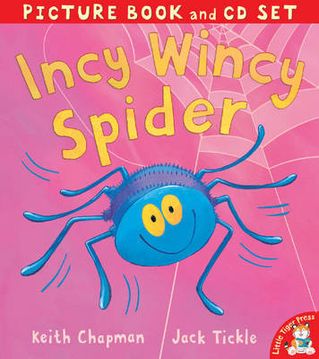 Incy Wincy Spider (Mixed media product)