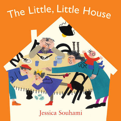 The Little Little House (Hardback)