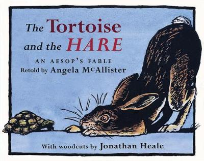 The Tortoise and the Hare: An Aesop's Fable (Paperback)