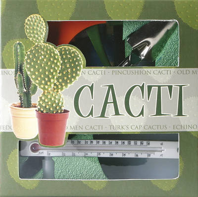 Cacti - Lifestyle Box Sets (Hardback)