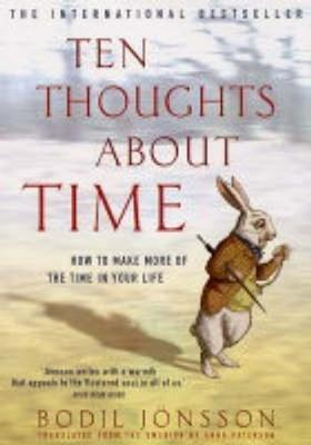 Ten Thoughts About Time (Paperback)