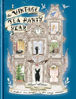 The Vintage Tea Party Year (Hardback)