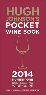 Hugh Johnson's Pocket Wine Book 2014 (Hardback)