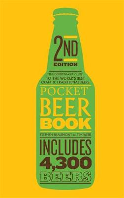 Pocket Beer Book 2015: The Indispensable Guide to the World's Best Craft & Traditional Beers - Includes 4,300 Beers (Paperback)