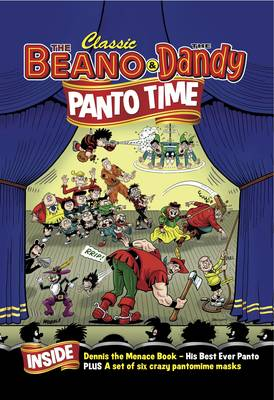 Cover Beano and Dandy Giftbook 2013