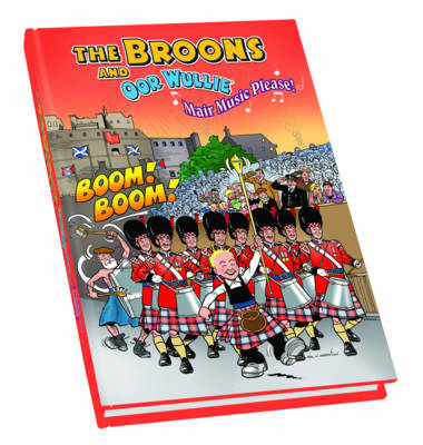 Broons and Oor Wullie Giftbook 2014 (Hardback)