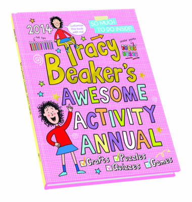 Cover Tracy Beaker 2014 Annual
