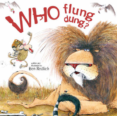 Who Flung Dung? (Hardback)