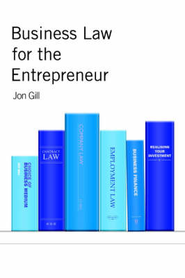 Business Law for the Entrepreneur (Paperback)