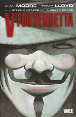 V for Vendetta (Hardback)
