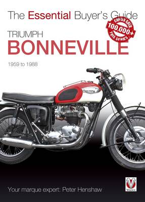 Triumph Bonneville - Essential Buyer's Guide Series (Paperback)