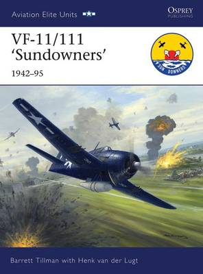 VF-11/111 'Sundowners' 1943-95 - Aviation Elite Units No. 36 (Paperback)