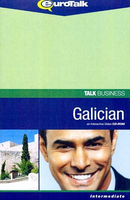 Talk Business - Galician: An Interactive Video CD-ROM. Intermediate Level - Talk Business (CD-ROM)