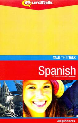 Talk the Talk - Spanish: An Interactive Video CD-ROM - Beginners+ Level (CD-ROM)
