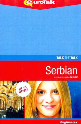 Talk the Talk - Serbian: Interactive Video CD-ROM. Beginners+ Level - Talk the Talk (CD-ROM)